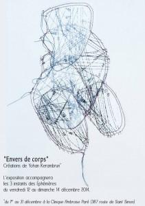"""""""Envers de corps"""""""