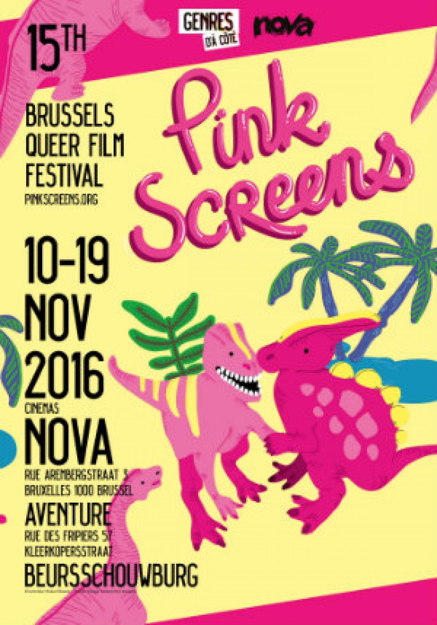 Brussels queer film festival 2016